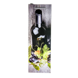 Пакет подарочный Miland Wine and grapes 12x36x9 см арт. ПКП-0906