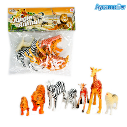 Фигурки Jungle Animal 7 шт арт. A144322